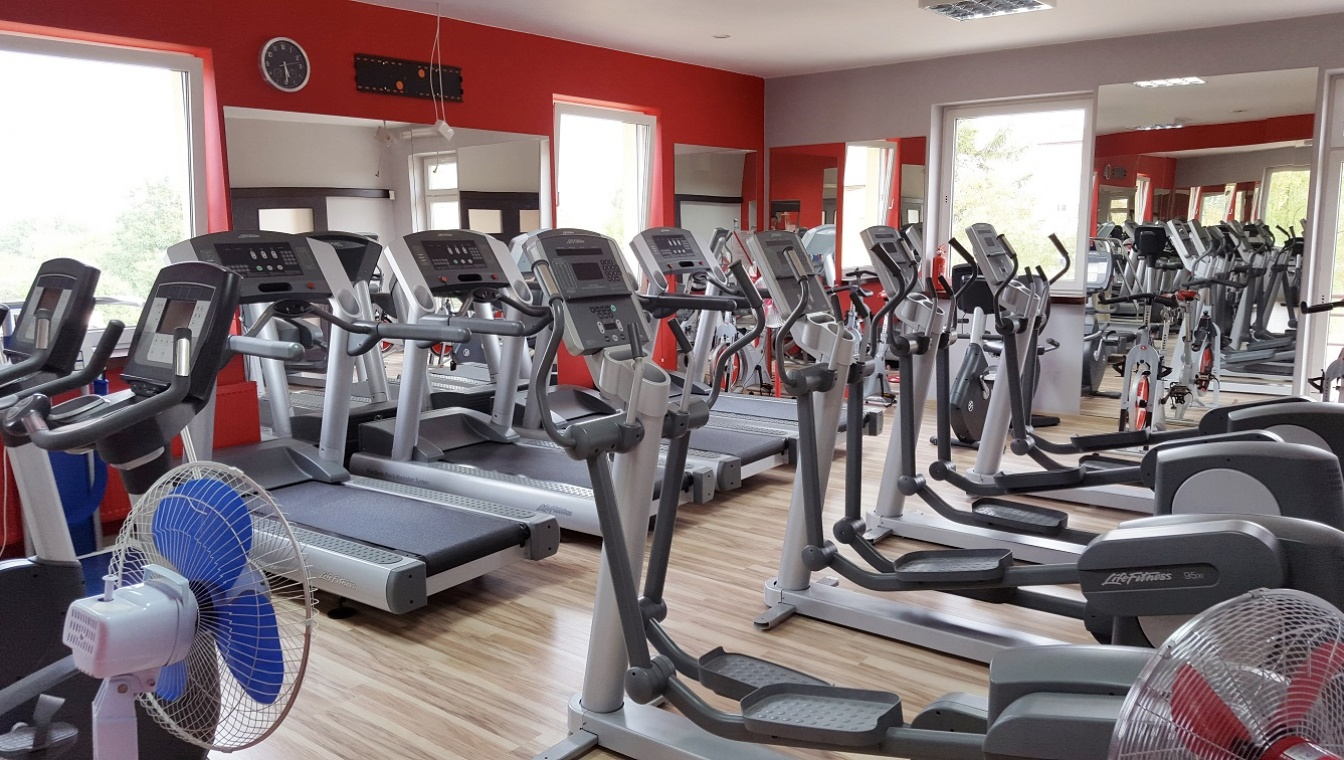 References marbo sport for Club gimnasio