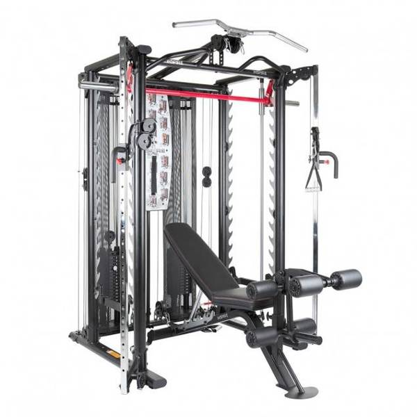 Brama Maximum SCS Smith Cage System - Finnlo