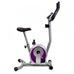 Rower magnetyczny SG-250B SMART fioletowy - Sapphire