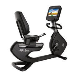 Rower poziomy Platinum Club Series Discover SE - Life Fitness