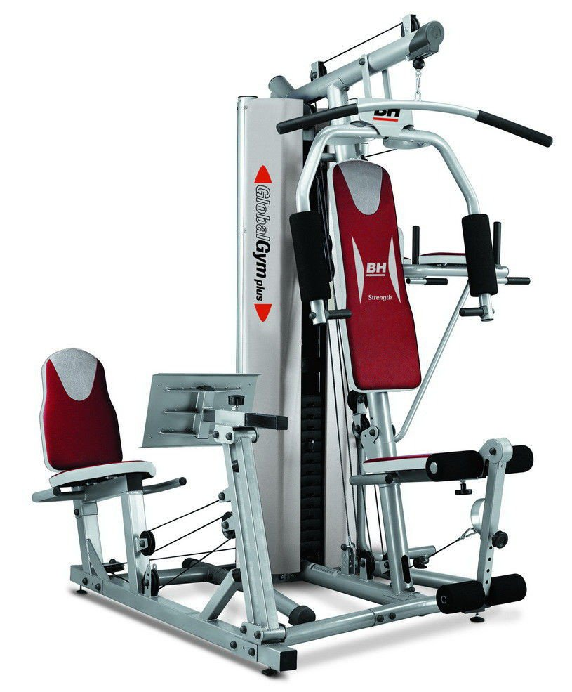 Atlas Global Gym Plus - BH Fitness