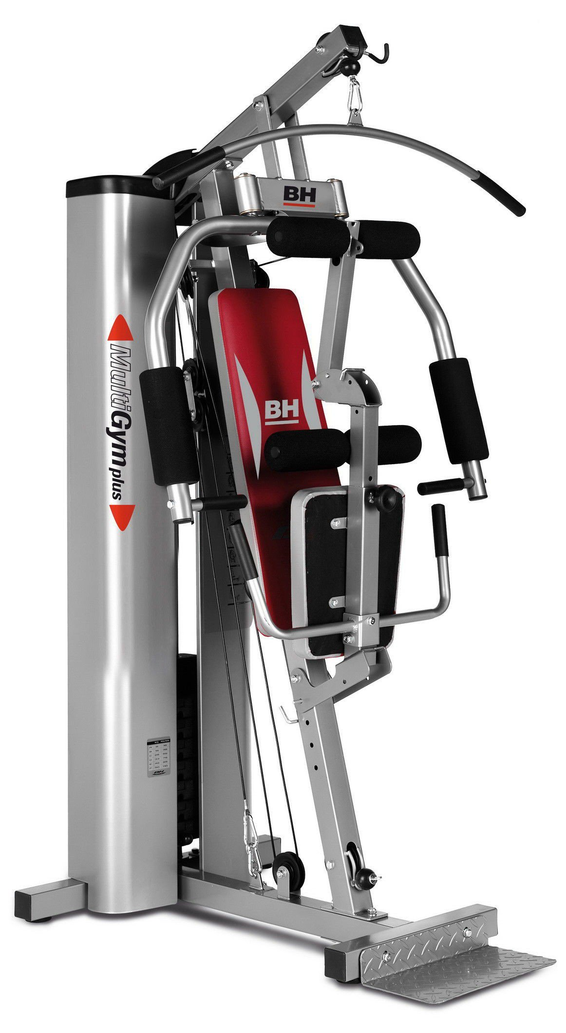 Atlas Multigym Plus - BH Fitness