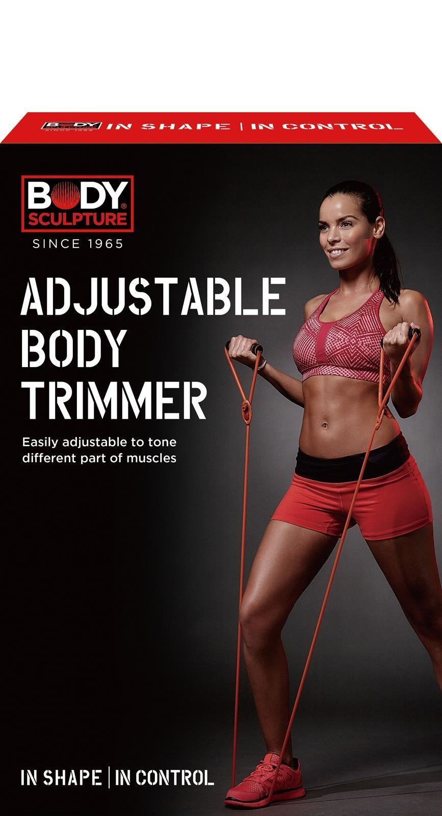 Ekspander gumowy body trimmer z regulacją BB 2022 - Body Sculpture
