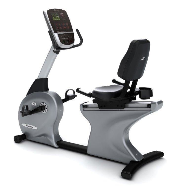 Rower poziomy R60 - Vision Fitness