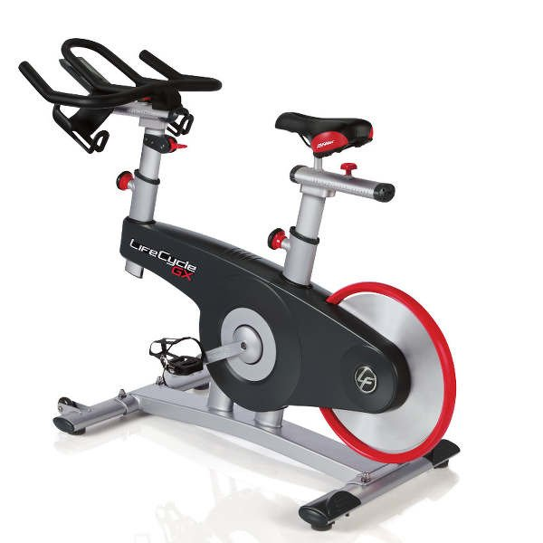 Rower spiningowy Lifecycle GX z konsolą - Life Fitness