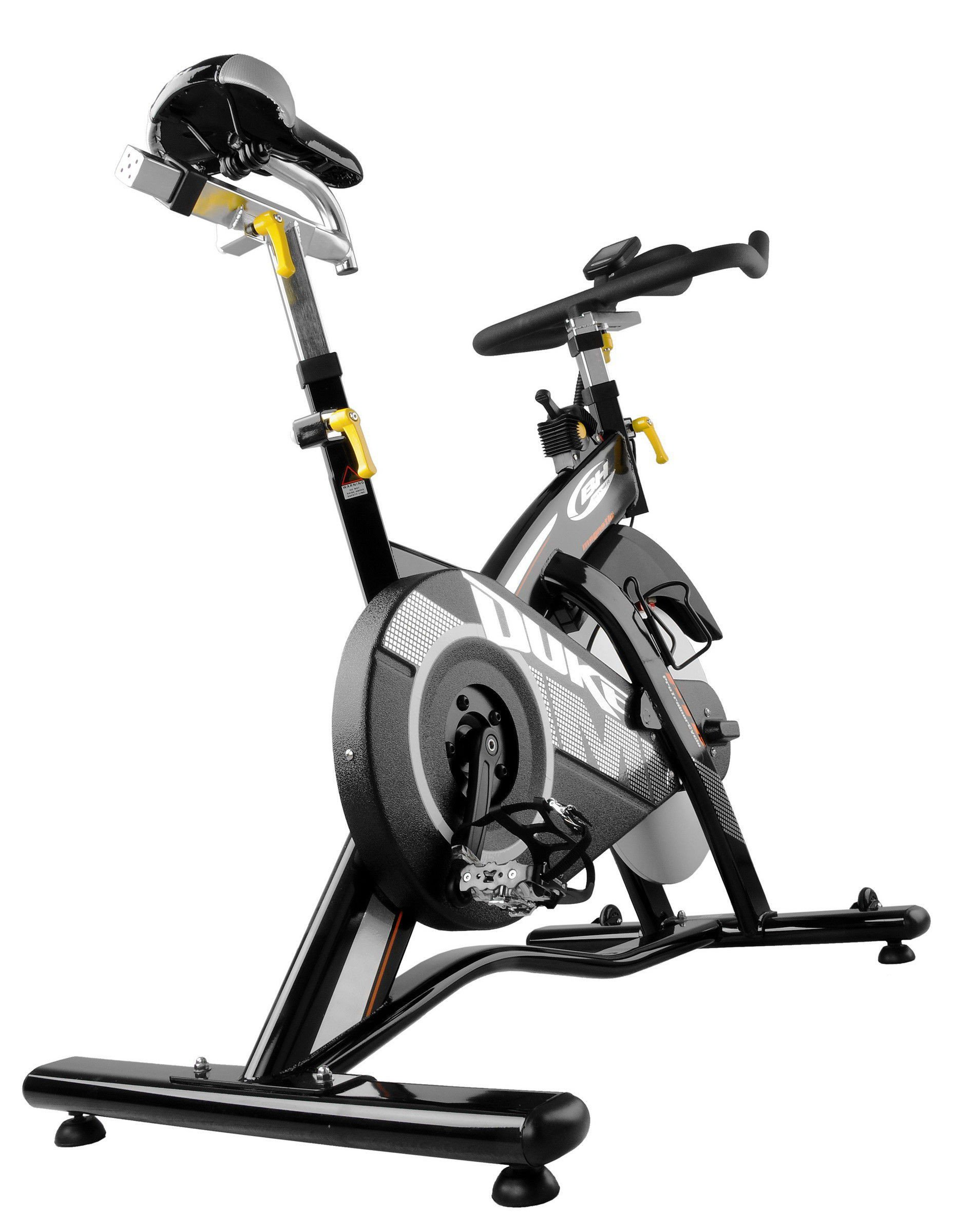 Rower spinningowy Duke Magnetic - BH Fitness