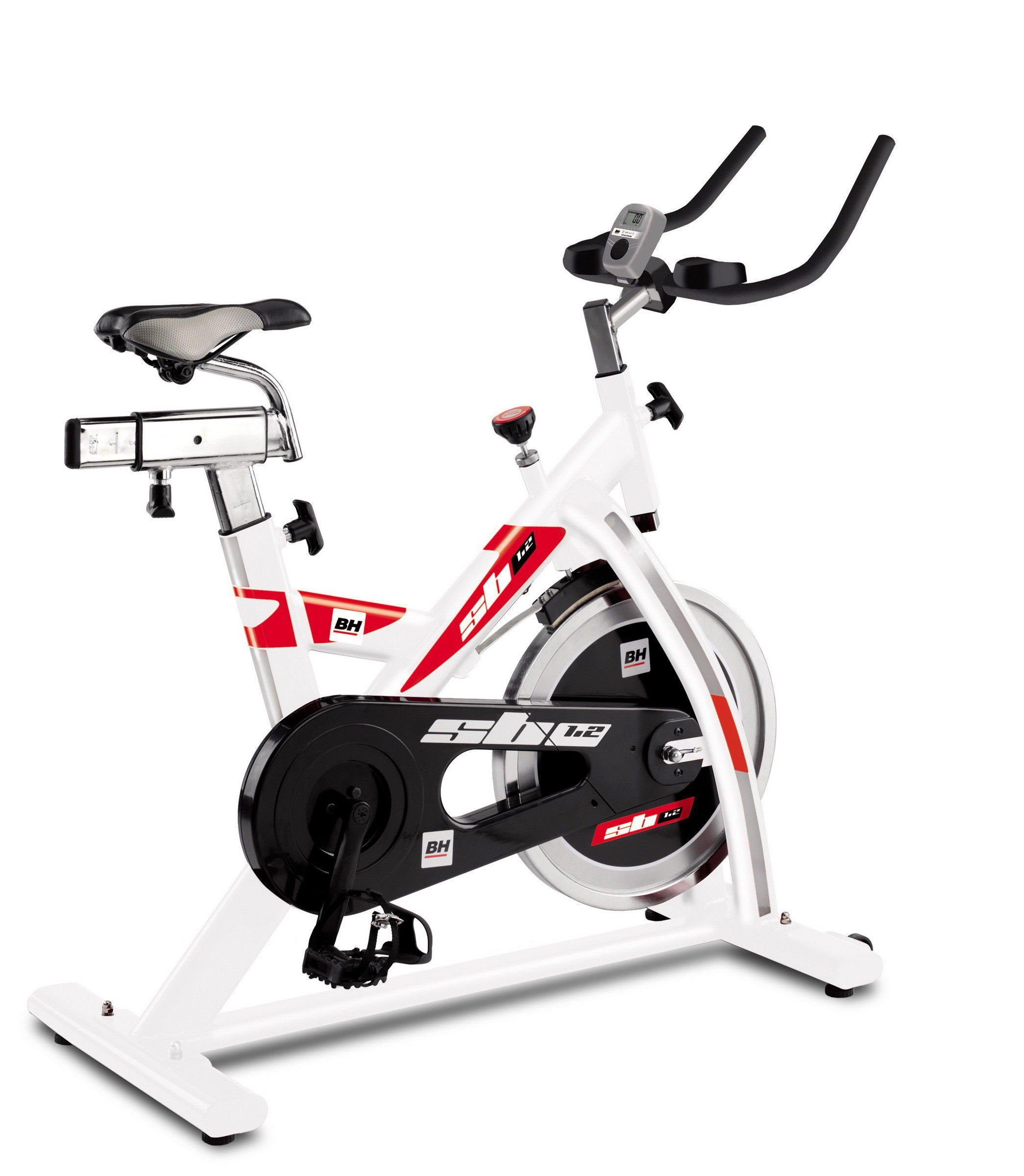 Rower spinningowy SB1.2 - BH Fitness