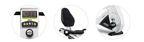 Rower Comfort Evolution - BH Fitness