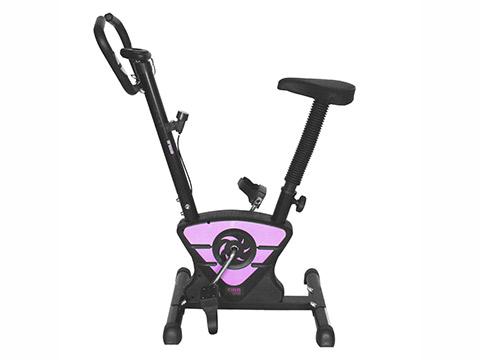 Rower mechaniczny W7802 fioletowy - One Fitness