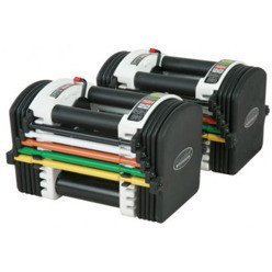 Hantle systemowe U-70 Stage I - 2 x 18kg - Powerblock