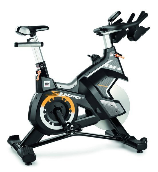 Rower Spinningowy SuperDuke Magnetic - BH Fitness