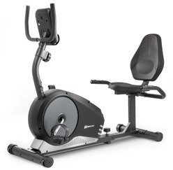 Rower poziomy HS-040L Root czarno-szary model 2019 - Hop Sport