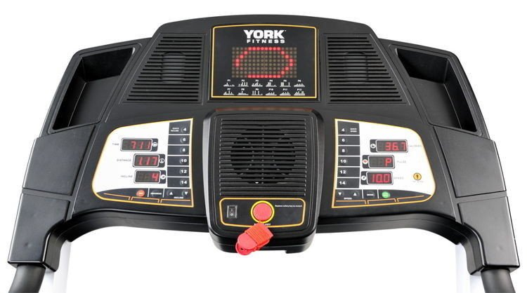 Bieżnia treningowa T220 PERFORM - York Fitness
