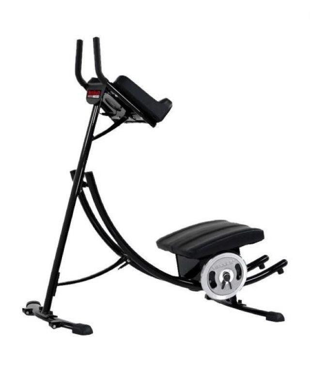 Inne rodzaje Maszyna do ćwiczeń mięśni brzucha AB TRAX - Finnlo | Marbo-Sport.pl PH62