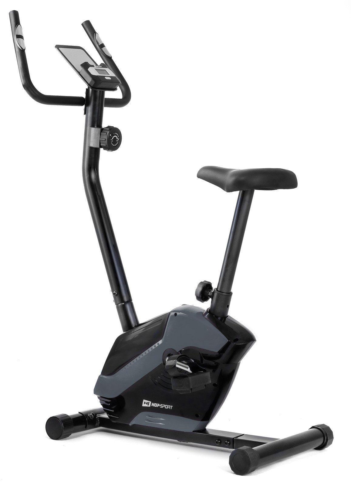Rower magnetyczny HS-045H Eos szary - Hop Sport
