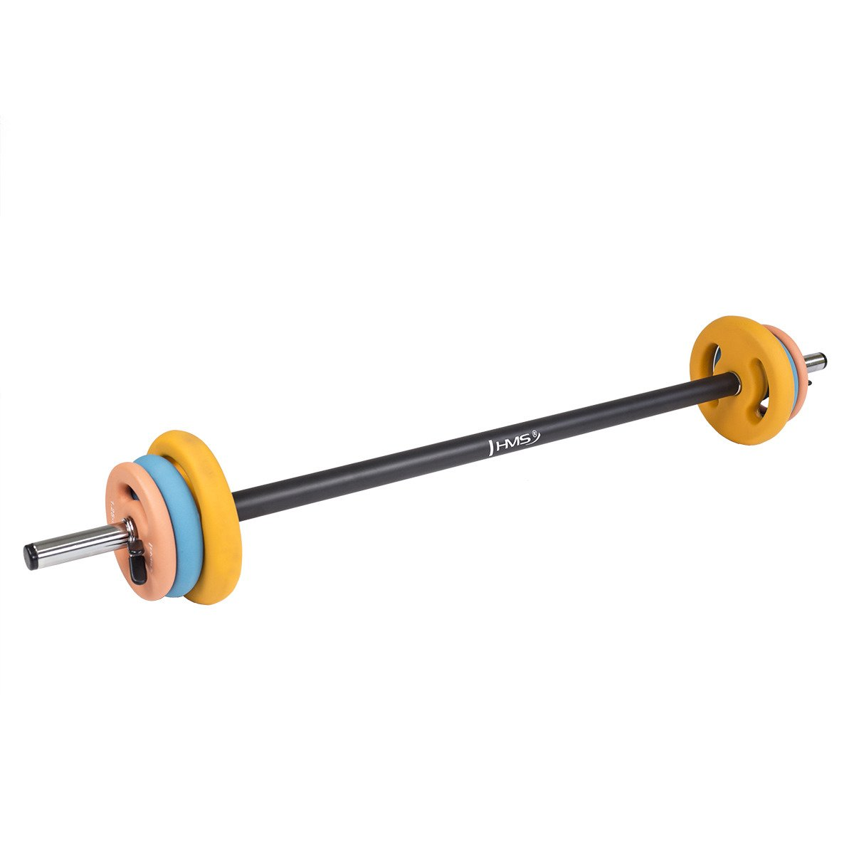 Zestaw SPB25 do Body Pump 20 kg - HMS